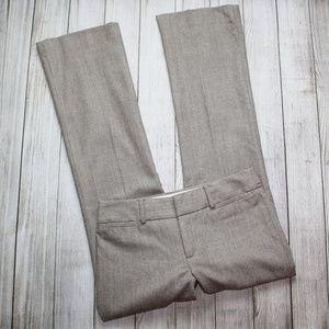 BANANA REPUBLIC Size 4 Dress Pants Tan MARTIN